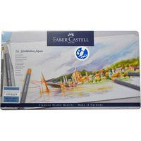 ファーバーカステル ゴールドファーバーアクア水彩色鉛筆 36色セット缶 114636 1セット(2個)(直送品)