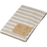 The Livin' Fabrics 業務用ガーゼフェイスタオル グレー LF5115 1セット(4枚) (直送品)