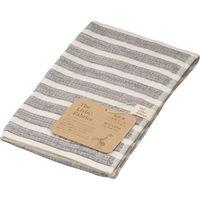 The Livin' Fabrics 業務用ガーゼフェイスタオル ネイビー LF5115 1セット(4枚) (直送品)