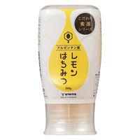 秋田屋本店 ミツバチ印 こだわり蜜源 アルゼンチン産 レモンはちみつ 300g 1本