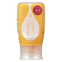 秋田屋本店 ミツバチ印 こだわり蜜源 ミャンマー産 ヒマワリはちみつ 300g 1本