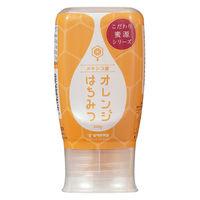 秋田屋本店 ミツバチ印 こだわり蜜源 メキシコ産 オレンジはちみつ 300g 1本