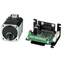 シナノケンシ CSA-UP コントローラ内蔵マイクロステップドライバ&ステッピングモータセット(ギヤードタイプ CSA-UP56D1-SC-PS(直送品)