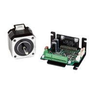 シナノケンシ CSA-UP コントローラ内蔵マイクロステップドライバ&ステッピングモータセット CSA-UP56D1 CSA-UP56D1-PS(直送品)