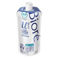 ビオレu ザ ボディ 液体タイプ ピュアリーサボンの香り 詰め替え 340ml 花王