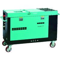 スーパー工業 ディーゼルエンジン式 高圧洗浄機 SEL-1450SSN3防音型 SEL-1450SSN3 1台 787-9024(直送品)