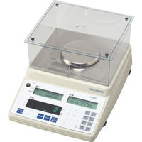 新光電子 ViBRA カウンティングスケール 秤量0.15kg 最小表示0.002g CUX150 1台 835-4778(直送品)