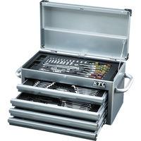 京都機械工具 ネプロス ツールセット(70点組) NTX8700BKA 1セット 453-6029(直送品)