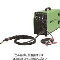 育良精機 育良 100V・200V兼用半自動溶接機(40050) ISK-SA160W 1台 772-7569(直送品)