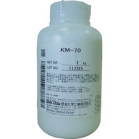 信越化学工業 信越 エマルジョン型消泡剤 16kg KM70-16 1個(16000g) 423-0663(直送品)