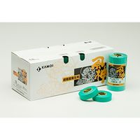 マスキング風神超粗面18mm HUJIN18-7 1パック(7P) カモ井加工紙(直送品)
