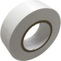 キラックス ビニールテープ 19mmX10m 白 200巻入 KCBT-1910-WH200P 1セット(10巻パック×20)(直送品)