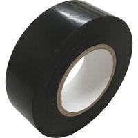 キラックス ビニールテープ 19mmX10m 黒 200巻入 KCBT-1910-BK200P 1セット(10巻パック×20)(直送品)