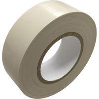 キラックス ビニールテープ 19mmX10m クリーム 200巻入 KCBT-1910-CRM200P 1セット(10巻パック×20)(直送品)