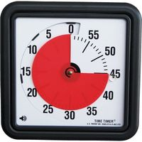 TIME TIMER タイムタイマー8インチAudible TTA1-W(直送品)