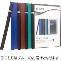 Mead クランプファイル ブルー M2003001 アコ・ブランズ・ジャパン(直送品)