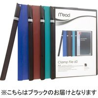 Mead クランプファイル ブラック M2003002 アコ・ブランズ・ジャパン(直送品)