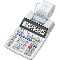 シャープ プリンター電卓 EL-1750V(直送品)