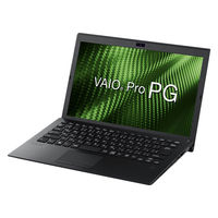 VAIO Pro PG 13.3型ノートPC Core i5/メモリ8GB/SSD256GB/Office無 VJPG1113BL2B 1台