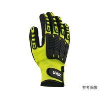 UVEX 重作業用手袋 uveximpact 1 9(Lサイズ) 60598-9 1双 62-9829-25(直送品)