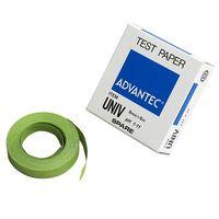 アドバンテック東洋 pH試験紙 ロールタイプ UNIVスペア 07011050 1巻 63-1236-73(直送品)