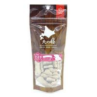 北の極 犬用 さつま芋カリカリトリーツ 北海道産 無添加 小麦不使用 80g 1袋 ファイン・ツー
