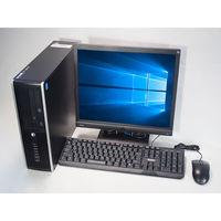 リサイクルパソコン デスク/Corei7/4GB/HDD500GB RPC585 (直送品)