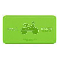 デザインフィル ディークリップス 自転車柄 43197006 2個 (直送品)