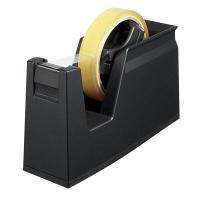 コクヨ テープカッター <カルカット> 黒 T-SM100D 1セット(3個)