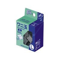 コクヨ(KOKUYO) ワニ玉 大 クリ-83-5 1セット(150個:50個入×3箱)(直送品)