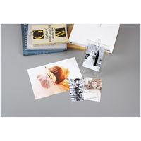コクヨ(KOKUYO) インクジェットプリンタ用紙 写真用紙(絹目) L 20枚 KJ-F12L-20 1セット(160枚:20枚入×8袋) (直送品)