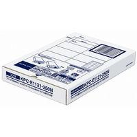 コクヨ(KOKUYO) プリンタを選ばないはかどりラベル A4 12面 250枚入り KPC-E1121-250 1袋(250シート入)(直送品)