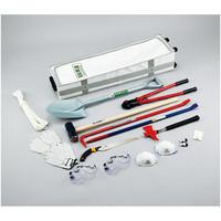 コクヨ(KOKUYO) 防災用品 移動式救助工具セット DRK-RM11W 1セット (直送品)
