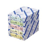 コクヨ(KOKUYO) PPCカラー用紙(共用紙)(FSC認証) B5 500枚 64g平米 ピンク KB-C35P 1包(500枚入) (直送品)