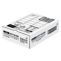 コクヨ(KOKUYO) LBP用紙ラベル(カラー&モノクロ対応) A4 21面カット 500枚入 LBP-F7160-500N 1箱(500シート入)(直送品)