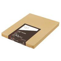 コクヨ(KOKUYO) 高級ケント紙 A4 233g 100枚 セ-KP39 1パック(100枚入)(直送品)