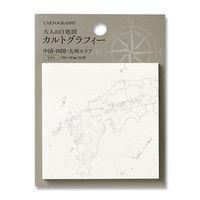 マルアイ カルトグラフィー タグ ニホン4(中国・四国・九州エリア) CG-FSJ4 1セット(3袋) (直送品)