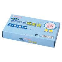マルアイ 消臭袋 大人の紙おむつ用BOX シヨポリ-220 1セット(5個) (直送品)