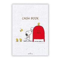 日本ホールマーク CASH BOOK(キャッシュブック)SNOOPY EFK-619-473 (直送品)
