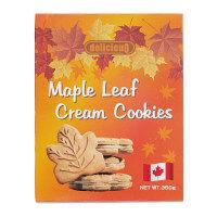 メープルリーフクッキー 1箱