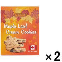 メープルリーフクッキー 2箱