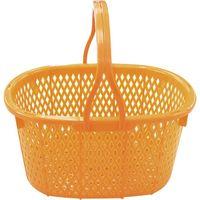 安全興業 収穫かご2 オレンジ 4573401041942-30 1箱(30個入)(直送品)