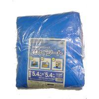 日本マタイ スカイシート(ブルーシート)5.4×5.4m 4989156130112 1枚(直送品)