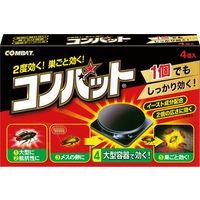 大日本除蟲菊 コンバット 箱4個