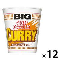 日清 カップヌードル カレービッグ 1箱(12食入)