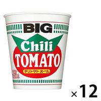 カップヌードル チリトマトヌードル ビッグ 1箱(12食入)