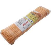 三友産業 作業用ロープ オレンジ 6mm×15m HR-1771 1個(直送品)