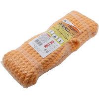 三友産業 作業用ロープ オレンジ 9mm×15m HR-1772 1個(直送品)