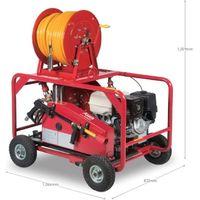 アサダ 高圧洗浄機 HD6005P2 60/50GP 1個(直送品)