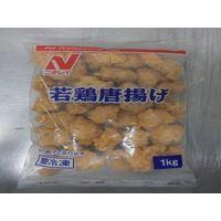 ニチレイ 若鶏唐揚げ 1KgX6 4902130354205 6個(直送品)